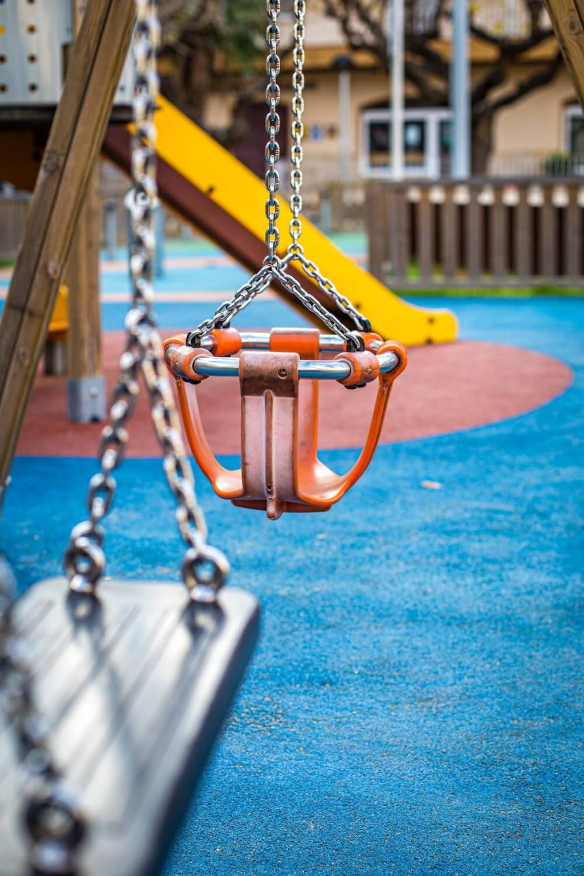Jak zaprojektować plac zabaw?